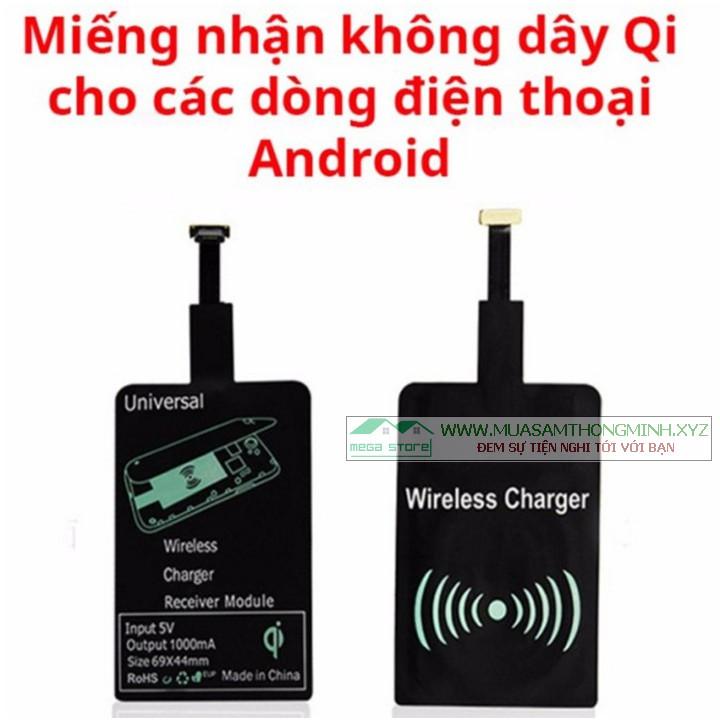 Bo Mạch Sạc Không Dây Dành Cho Điện Thoại Android