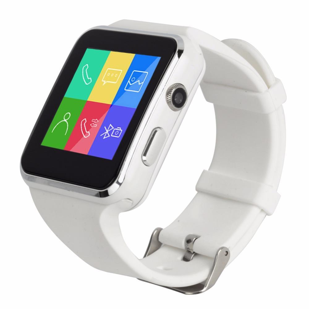 Đồng hồ thông minh Smart Watch X6 hiện đại và thời trang