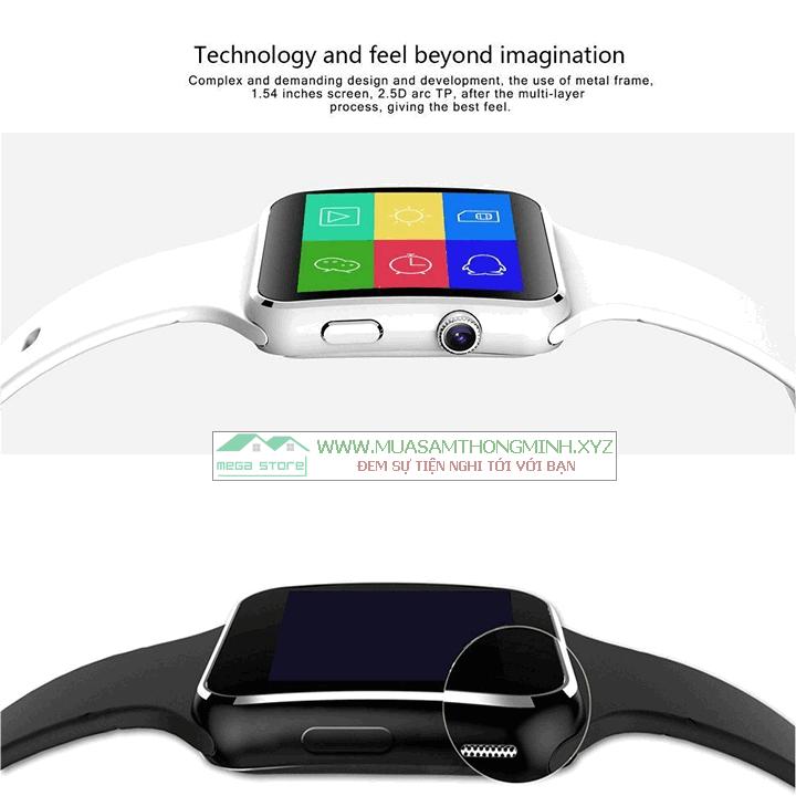 Đồng Hồ Thông Minh Smart Watch Apllo Hiện Đại Và Thời Trang