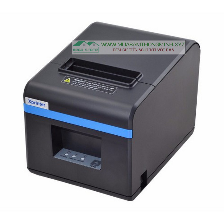 Máy In Hóa Đơn XPrinter XP-N160II Khổ 80mm, In Nhiệt – XP-N160II