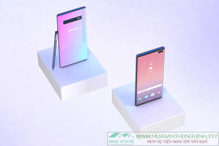 Galaxy Note 2019 (Note X) sẽ có 4 phiên bản, gồm Note 10 Pro & bản 5G?