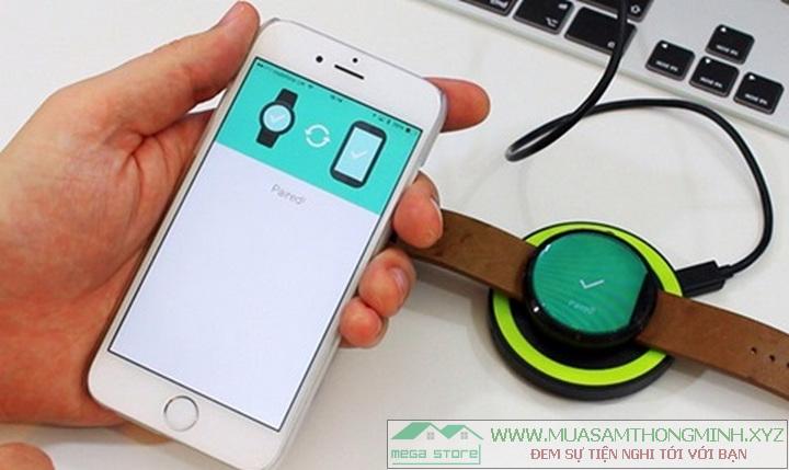 Hướng dẫn kết nối đồng hồ Smart Watch với điện thoại Android