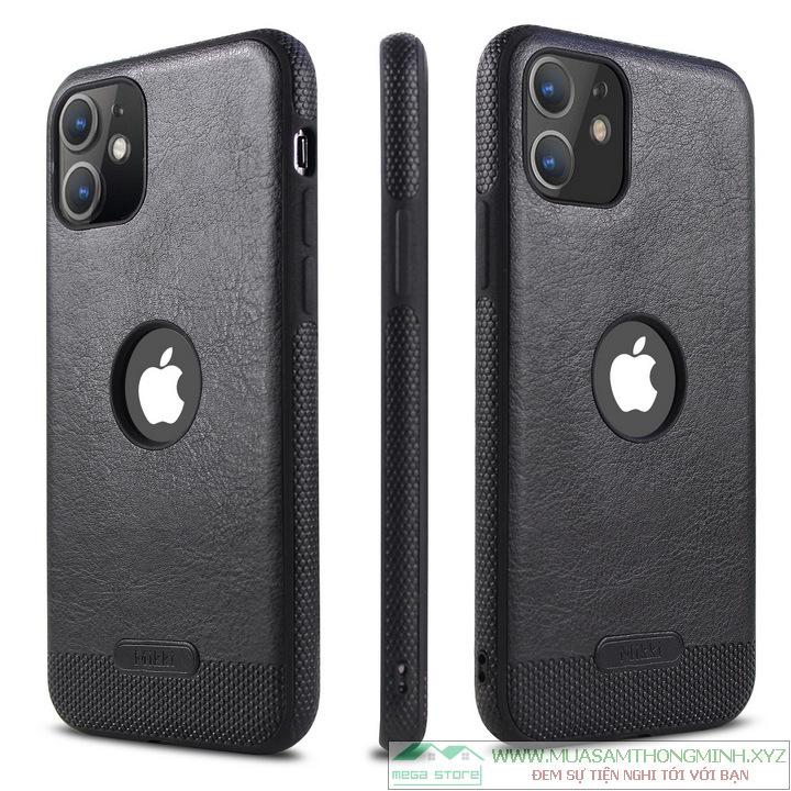 Ốp lưng bảo vệ điện thoại IPhone 11 - độ lớn màn hình 6.1 inch - MIKKI