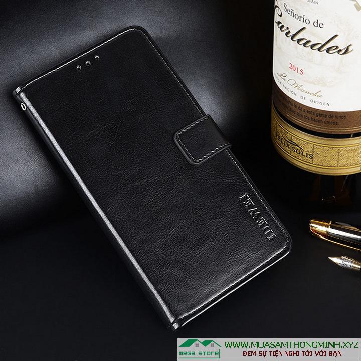 Bao Da Điện Thoại iPhone Xs Max – 6.51inch – Da Bò Xịn – Chính Hãng IDEWEI