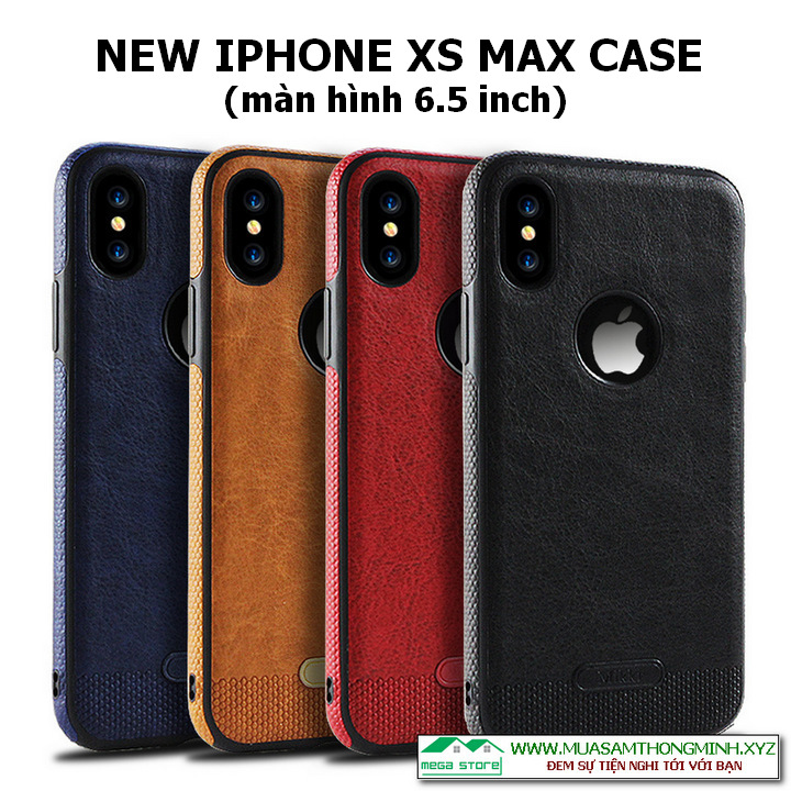 Ốp Lưng IPhone Xs Max – 6.5 Inch – Nhập Khẩu Chính Hãng Mikki