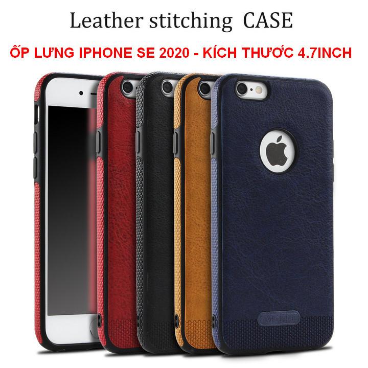 Ốp lưng iPhone SE 2020 - Kích thước 4.7inch – Bảo Vệ Hoàn Hảo, Sang Trọng Và Lịch Sự – Chính Hãng Mikki