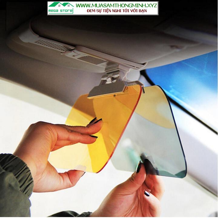 Tấm phân cực chống lóa mắt, chống nắng, chống tia UV cho xe ô tô