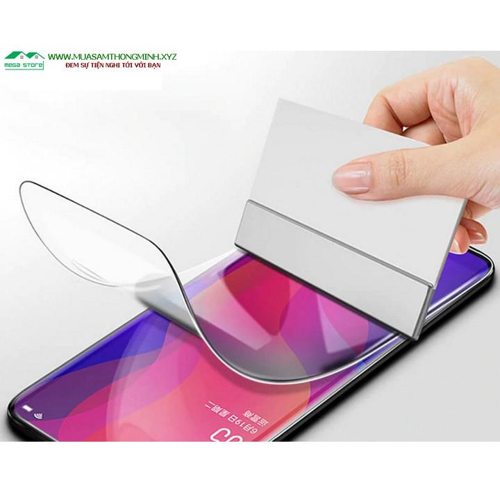 Kính cường lực Oppo R17, Oppo R17 Pro 3D cạnh cong full màn hình độ cứng H9