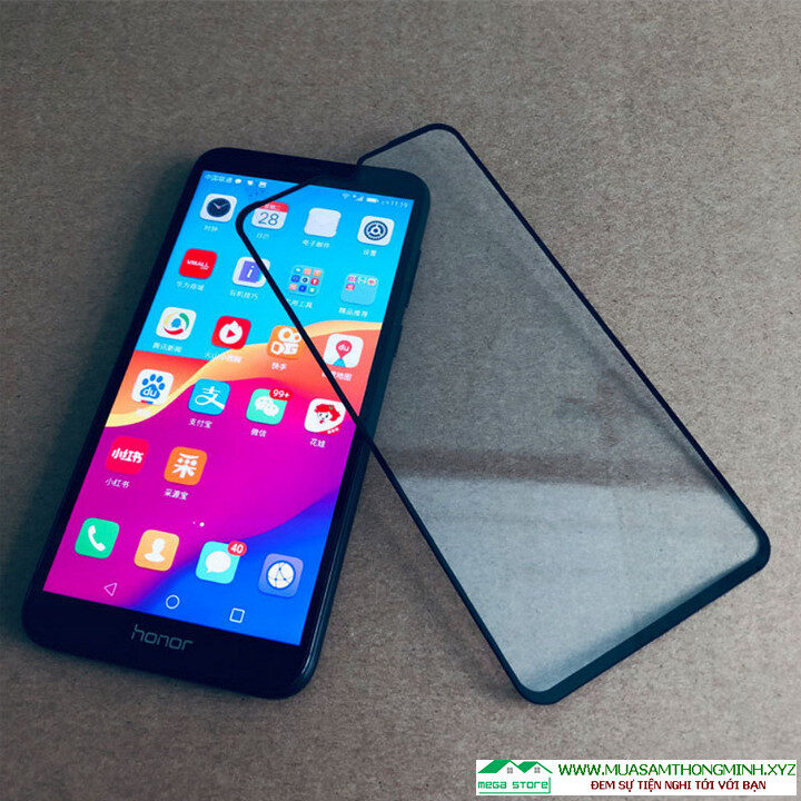 Kính cường lực điện thoại Redmi 6, 6A, 7, 8, 8A, 9A