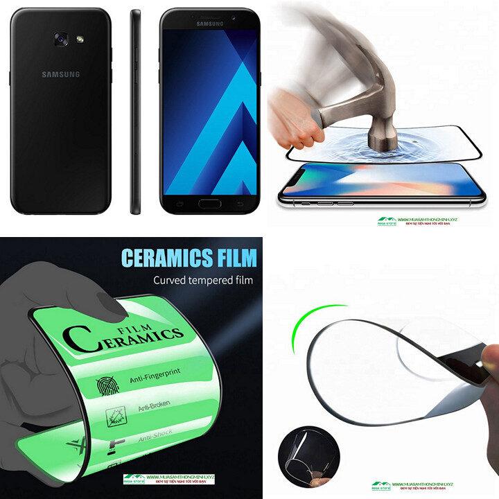 Samsung Galaxy A5 (2017) và Samsung Galaxy A5 (2020)