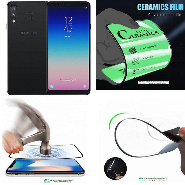 Kính cường lực Samsung Galaxy A8 Star (2018) và Samsung Galaxy A9