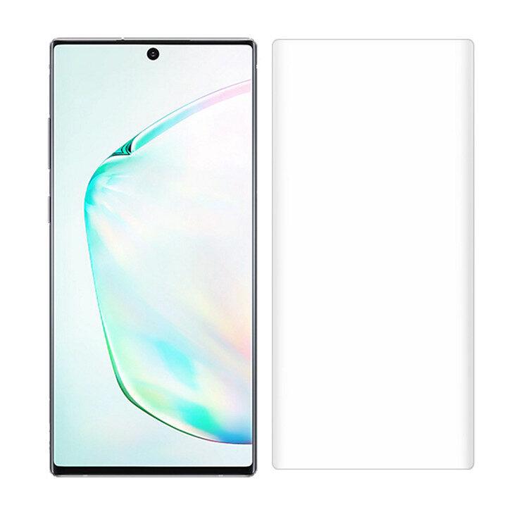 Kính Cường Lực Samsung Note 10, Samsung Note 10 Plus - Kính Cong 3D - Full Màn Hình - Độ Cứng H9