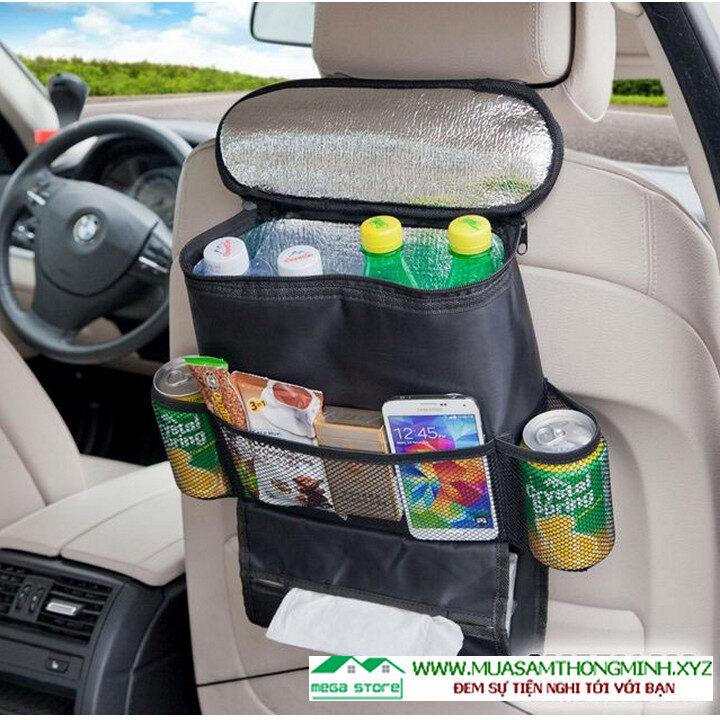 Túi đựng đồ cách nhiệt đa chức năng dùng trên xe ô tô