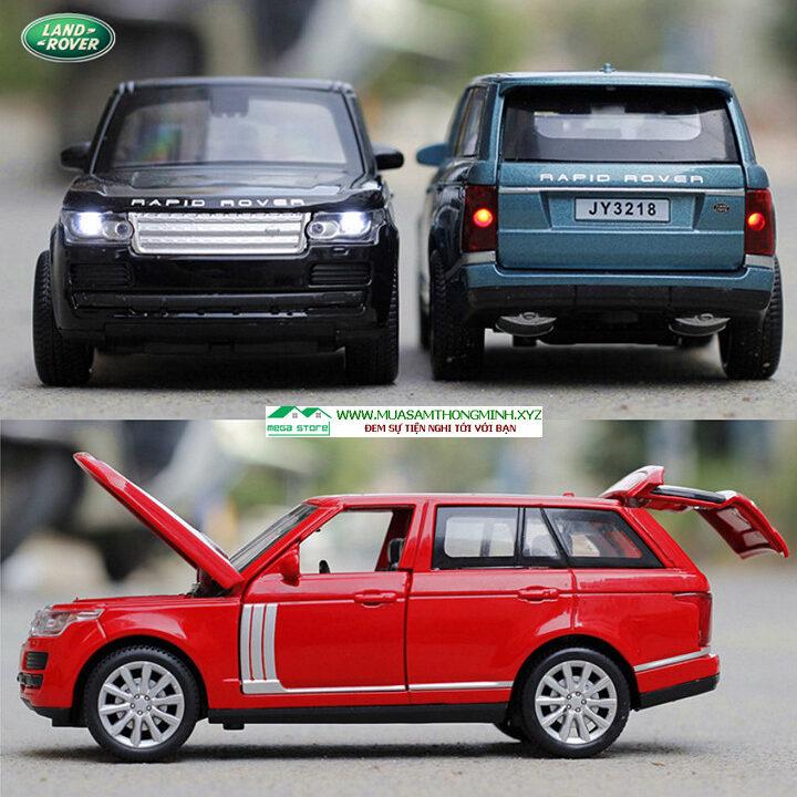 Mô hình xe Land Rover Range Rover bằng hợp kim siêu bền - Tỷ lệ 1:32