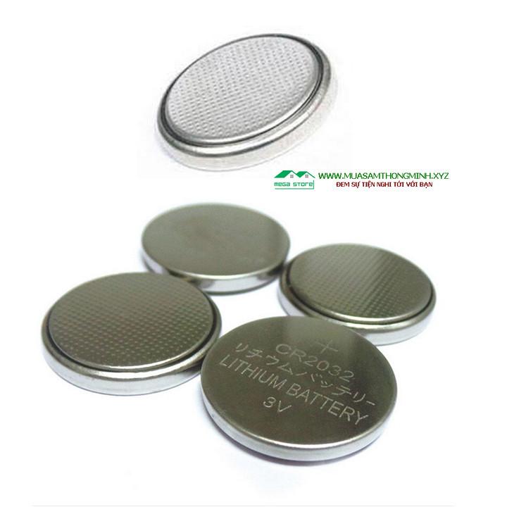 Pin Cúc Áo CR2032 Lithium Battery 3V